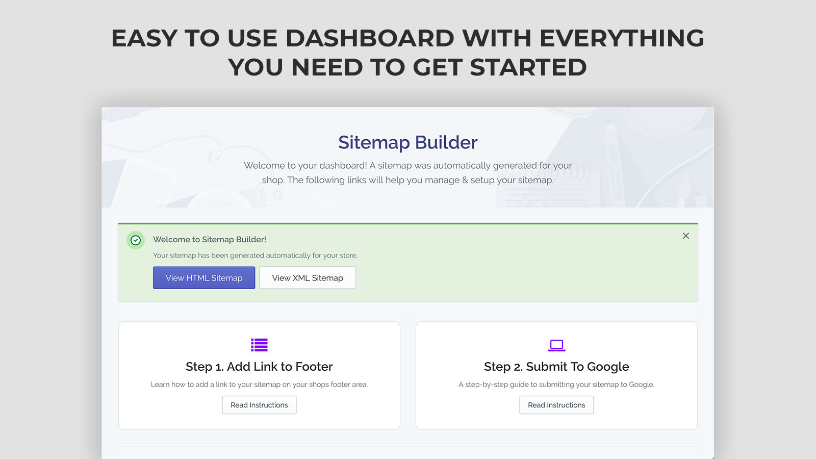 html sitemap search landing page show up in google search result
