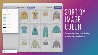Sort by Image Color