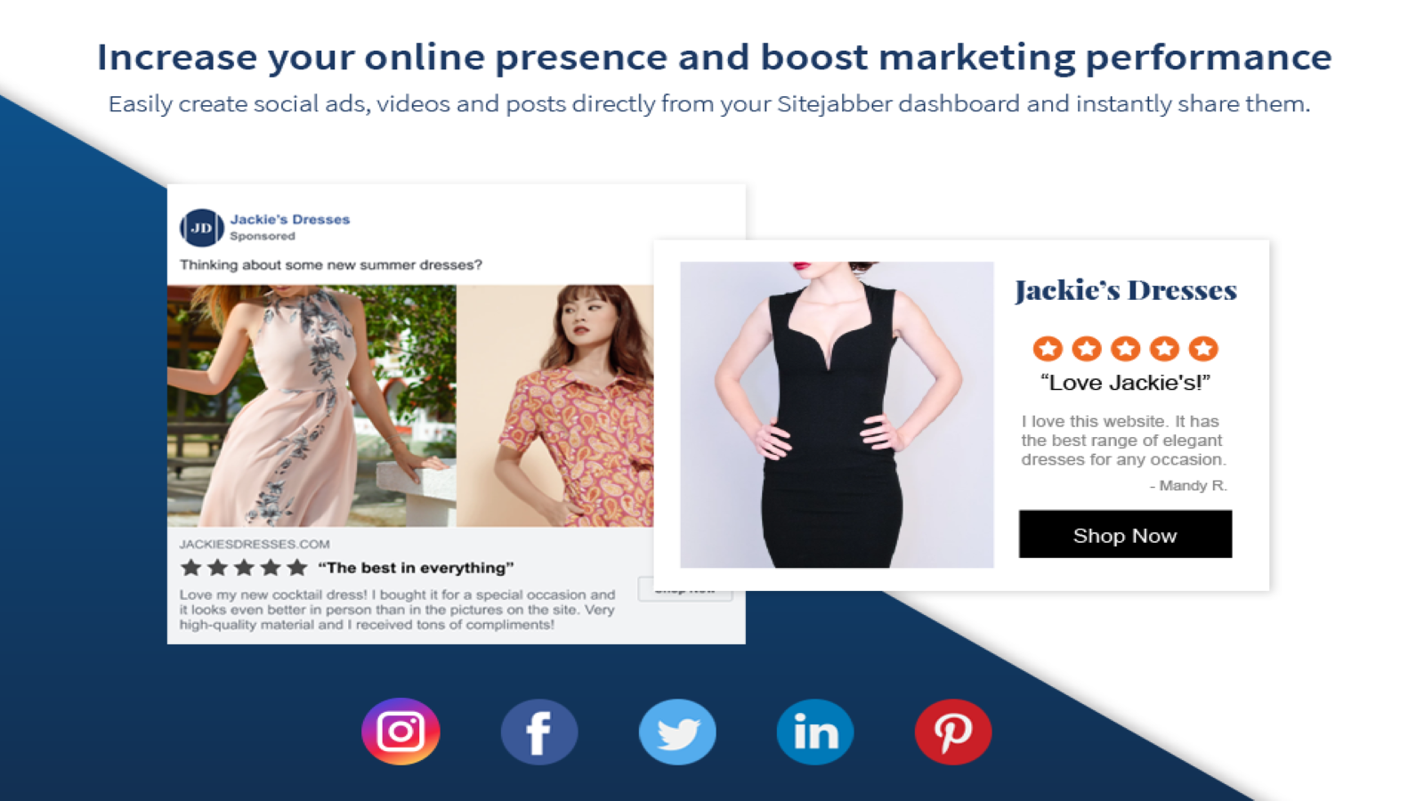 Boost your marketing performance