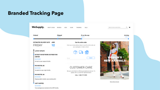 Shopify Branded Tracking Page