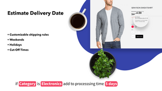 Shopify Estimate Delivery Date