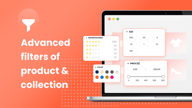 product filter collection filter boost commerce