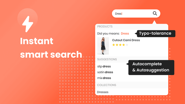instant smart search shopify boost commerce