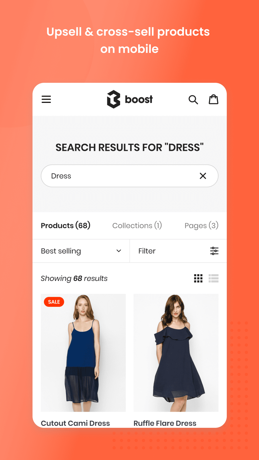 promote upsell cross-sell boost commerce