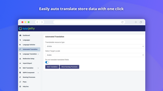 Shopify Multi Language Automate Translation