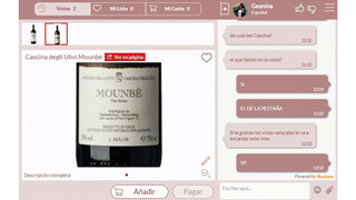 Livechat y covisor