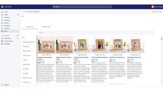 Browse which products and add to your store