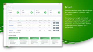 Juvico conversion and upsell