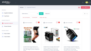 Manage Products and Inventory
