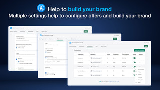 Help to build your brand