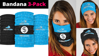 Bandanas Packs = Big Profits!