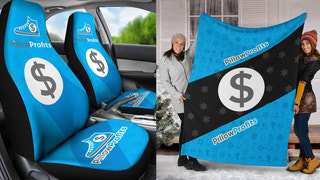 POD Car Seat Covers, Blankets, Quilts, Bed Sets And More!