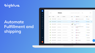 Automate fulfillment and shipping