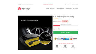 Stars in product page