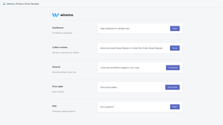 Wiremo app