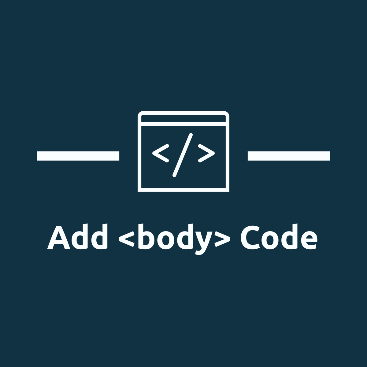 Hire Shopify Experts to integrate Add <BODY> Code app into a Shopify store