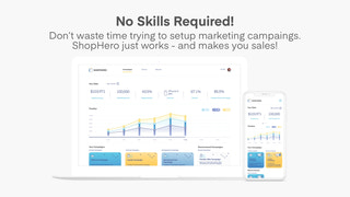 ShopHero Campaigns - Make More Sales with Email & Push Campaigns