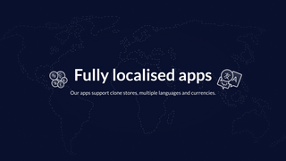 Fully localised apps