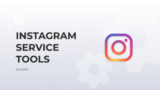 Instagram Service Tools for Shopify Merchants