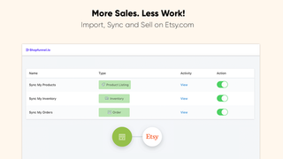 shopify etsy integration app shopfunnel screen 1