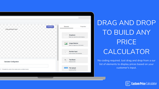 build your own calculator quickly and easily