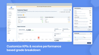 UI Ave Analytics - KPI tracking