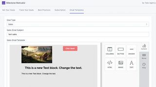 Customer Email Templates