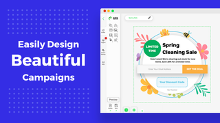 Design Beautiful Pop Ups & Drive Conversions In Minutes
