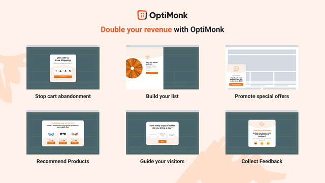 Double your revenue with popups
