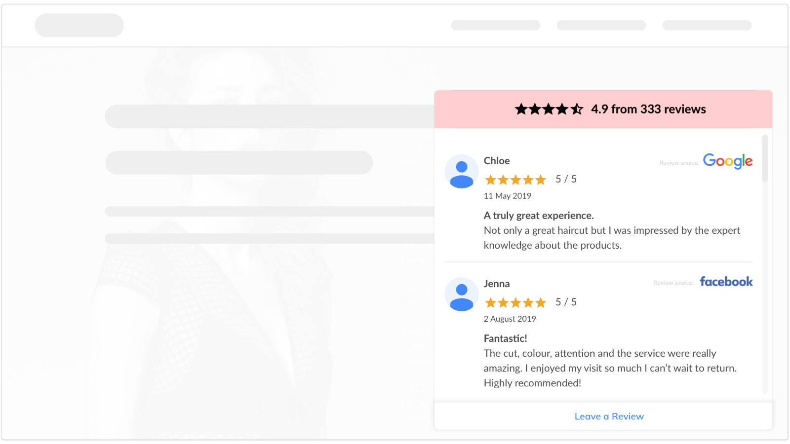 REPLY TO REVIEWS IN ONE DASHBOARD