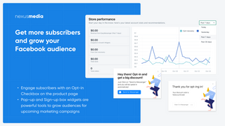 Get more subscribers and grow your Facebook audience