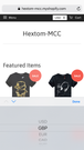 Shopify App, Multi Currency Converter by Hextom Inc, auto-conver