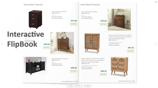 High Quality PDF Catalogs and Interactive FlipBook