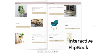 High Quality PDF Catalogs and FlipBook