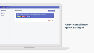 GDPR compliance quick and simple