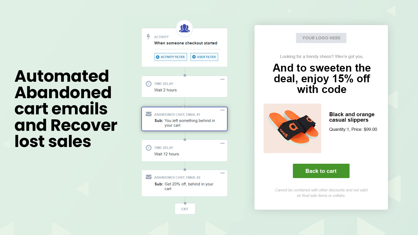 Score high on automation with BayEngage Email marketing app