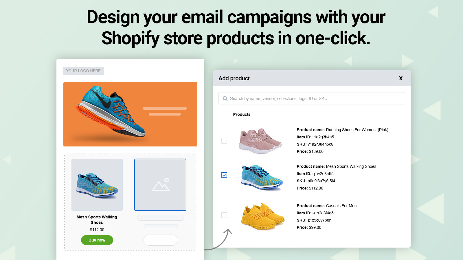 Lists and segments to send email campaigns and newsletters
