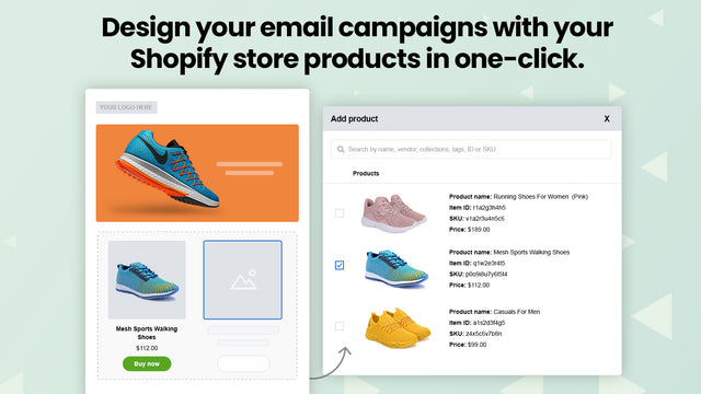 Email marketing lists and segments for campaigns and newsletters