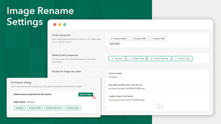 image rename to identify your product by search engines