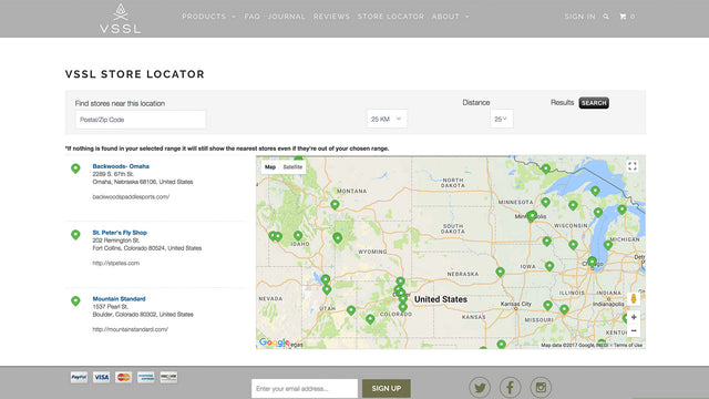 Store Locator looks beautiful in any theme