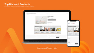 TOP DISCOUNT PRODUCT - RECOMMENDED PRODUCTS