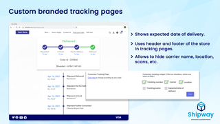 Branded Tracking & Order Lookups
