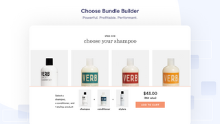 Choose Bundle Builder