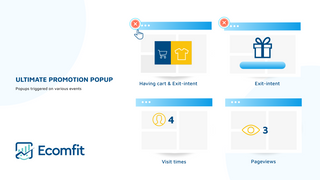 Ecomfit Ultimate Promotion Popup Triggers