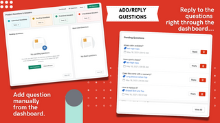 Product Questions And Answers Admin