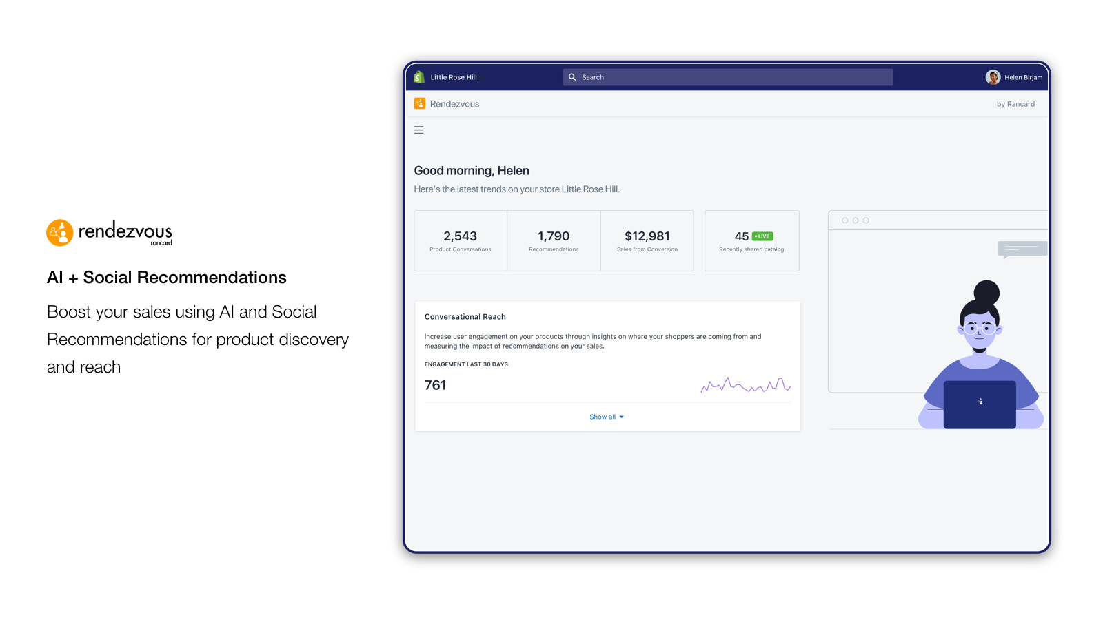 Boost Sales with AI and Social Recommendations