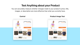 Elevate A/B Testing change anything about your product