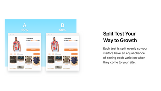 Elevate A/B Testing Splits Traffic