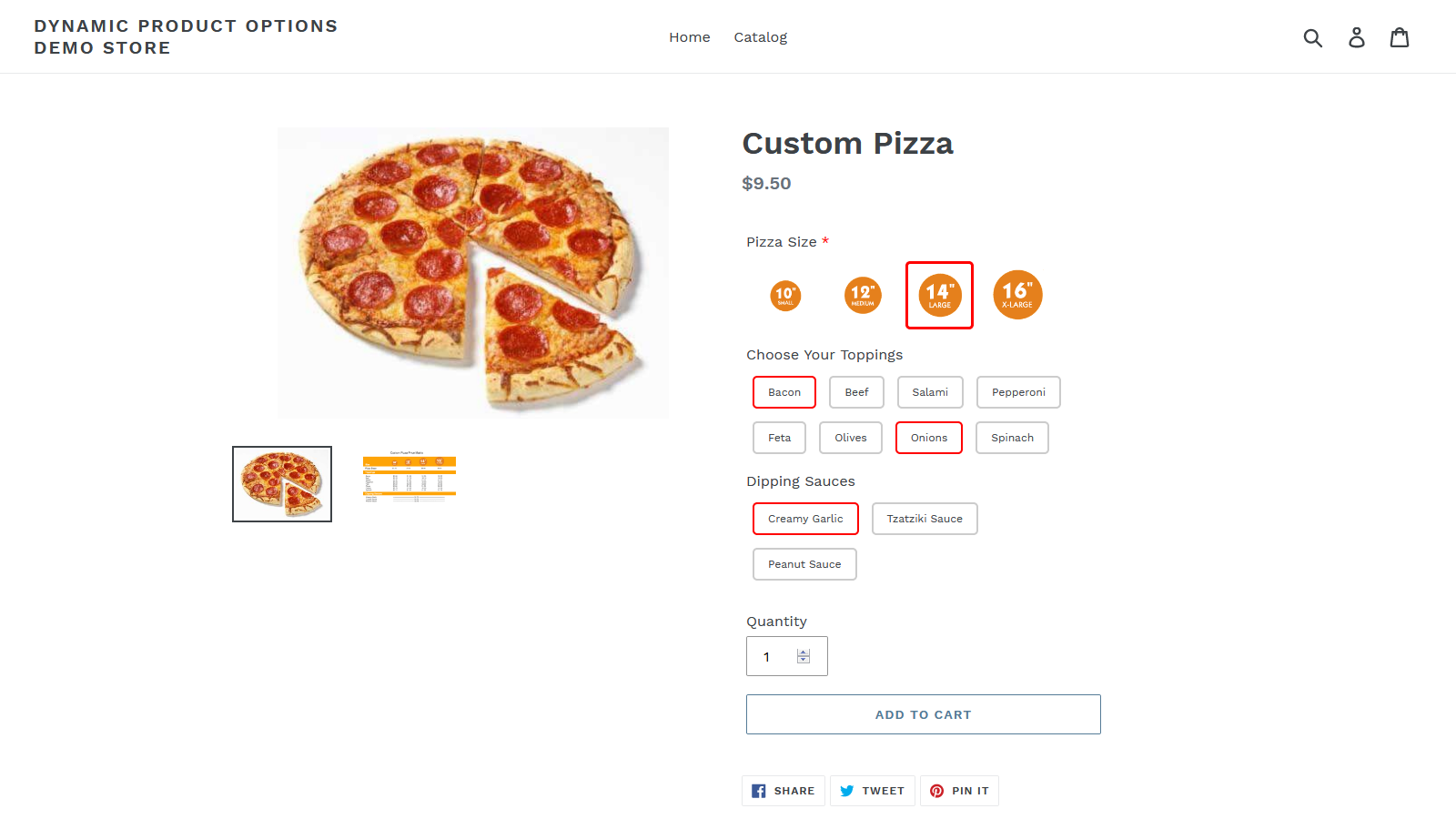 Product Options Shopify App by ITORIS