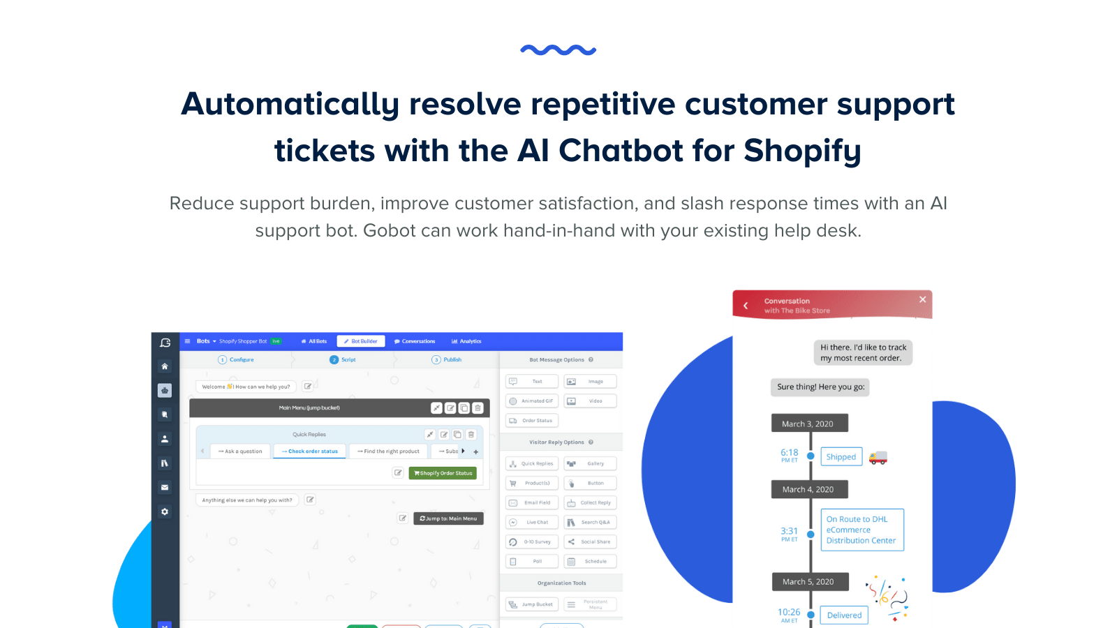 Automatically resolve repetitive customer support tickets